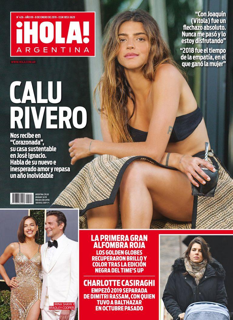 La tapa de ¡Hola! Argentina de esta semana