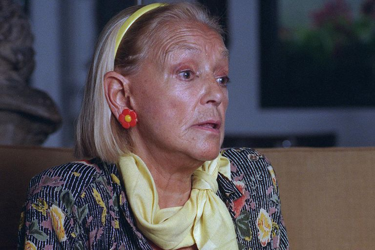 Elena Cruz murió a los 93 años