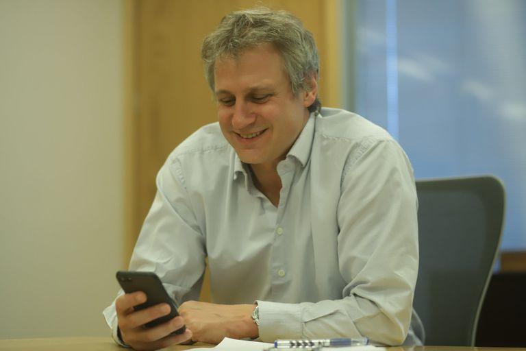 La reacción de Felipe Miguel ante los anuncios de Kicillof
