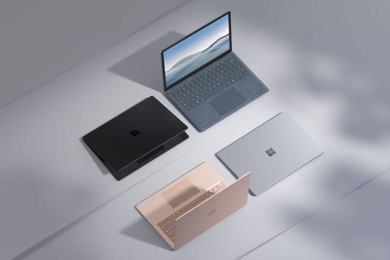 Surface Laptop 4: Microsoft ofrece chips de Intel o AMD para su nueva notebook
