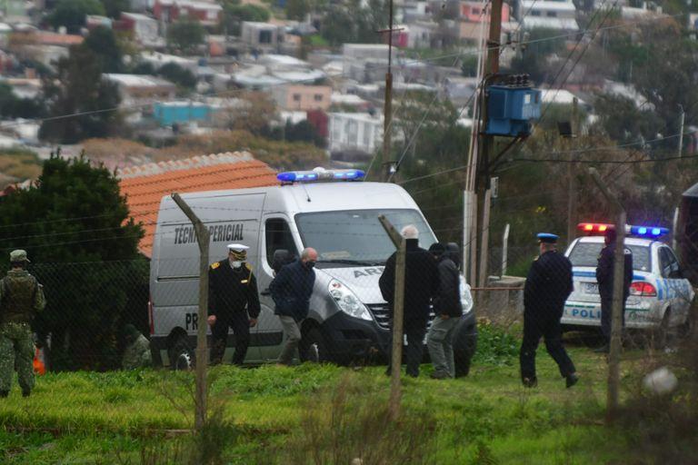 El triple crimen de los tres agentes de la marina conmocionó a Uruguay