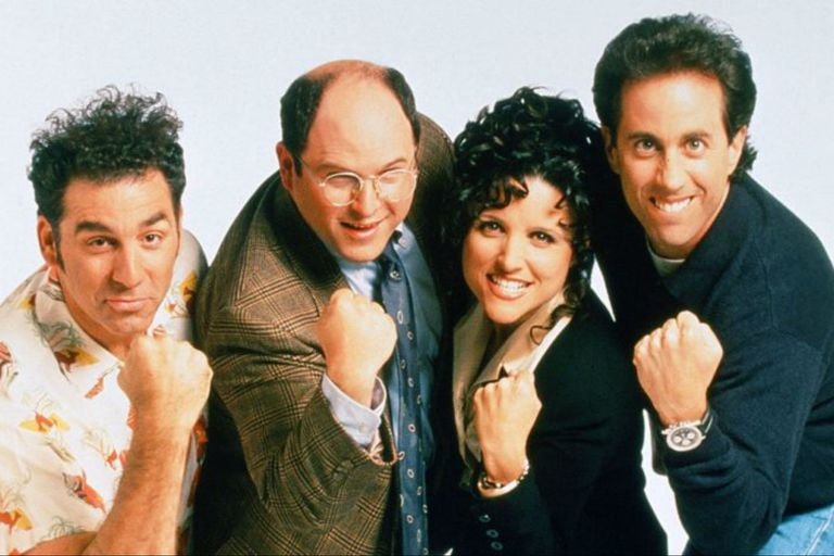 A 22 años del episodio final de Seinfeld, una de las sitcoms más importantes