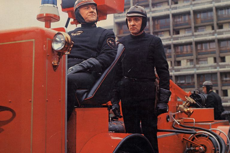 El clásico de Ray Bradbury fue llevado al cine con maestría por François Truffaut