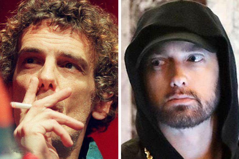 """Luis Alberto Spinetta y Eminem: una canción de Pescado Rabioso de 1972 es la base del nuevo tema del rapero norteamericano, """"Stepdad"""""""