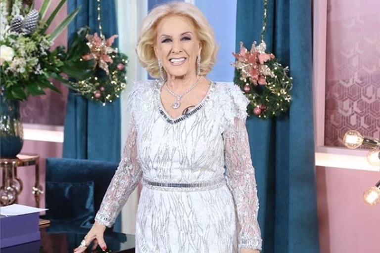Mirtha contó quiénes fueron los invitados de lujo de su primer programa