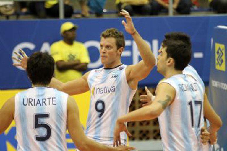 Argentina festejó ante Chile