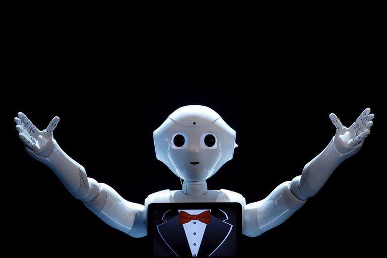 Pepper, el robot sentimental