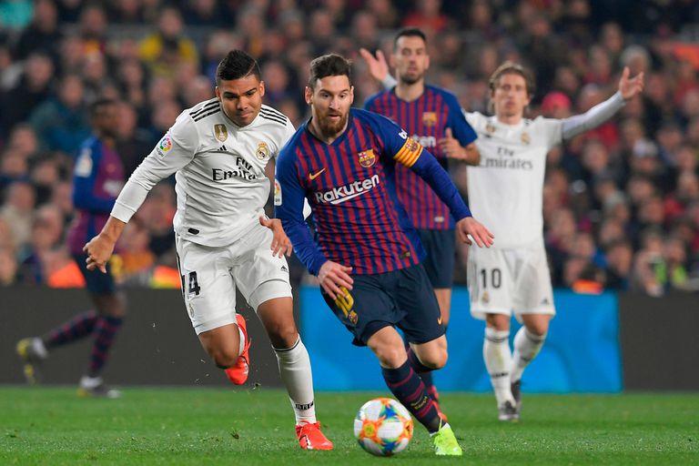 Messi se enciende con Real Madrid y este miércoles tendrá una nueva oportunidad de brillar