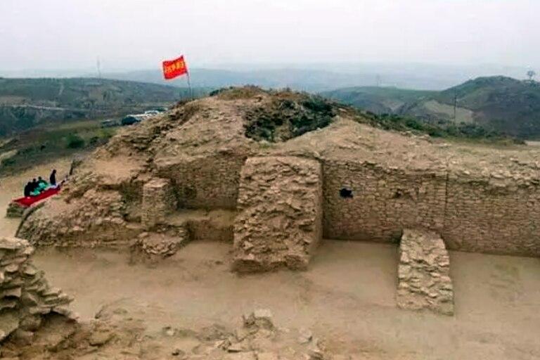 Ruinas neolíticas de Shimao
