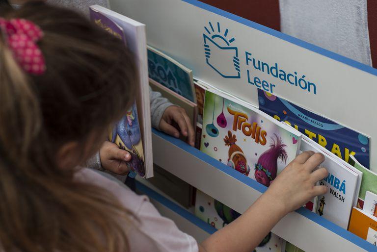 Fundación Leer organiza todos los años la Maratón Nacional de Lectura