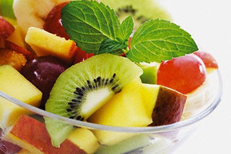 Las frutas y las verduras tienen concentradas la energía del sol, del aire y de la tierra, por lo que elevan nuestro prana
