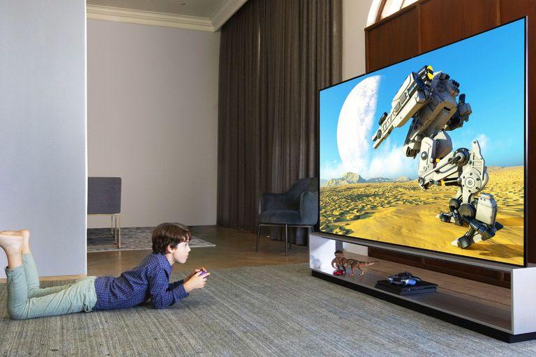 Los nuevos televisores de LG son compatibles con Nvidia G-Sync para mejorar la experiencia cuando son usados para videojuegos