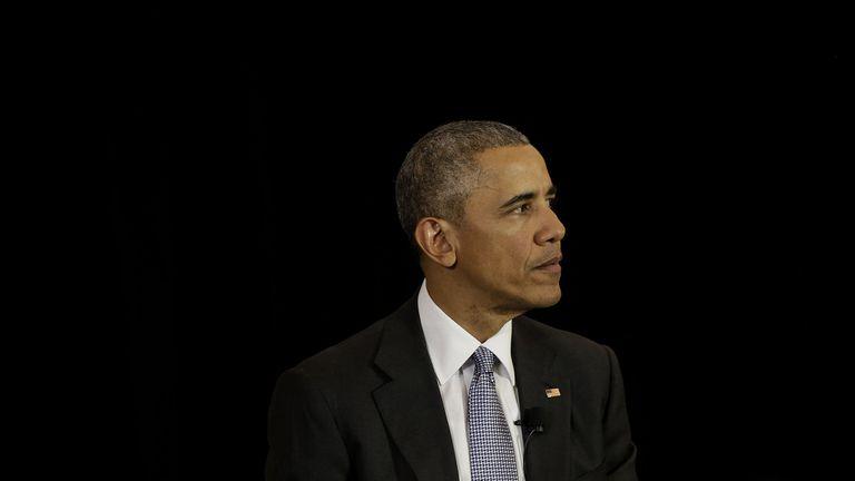 """Obama admitió que Hillary tuvo """"poco cuidado"""" al usar su mail personal para cuestiones de Estado"""