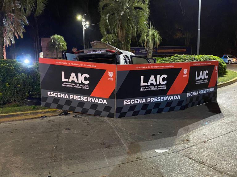 Accidente fatal en Tigre, en el camino de los remeros