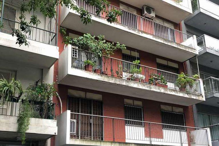 Las dos propiedades de Palermo están ubicadas en la calle Güemes al 4800
