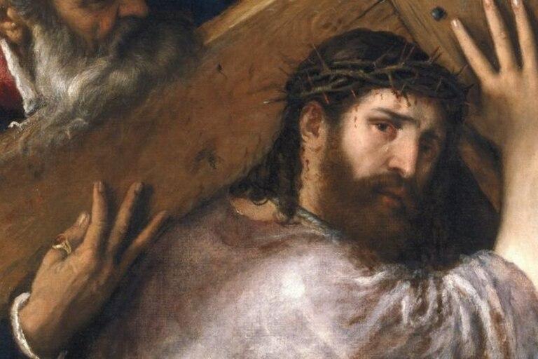 El discurso de Cristo era el de un reino diametralmente opuesto al del Imperio romano