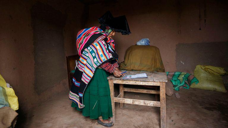 El pueblo decide si Evo puede volver a presentarse en las elecciones de 2019
