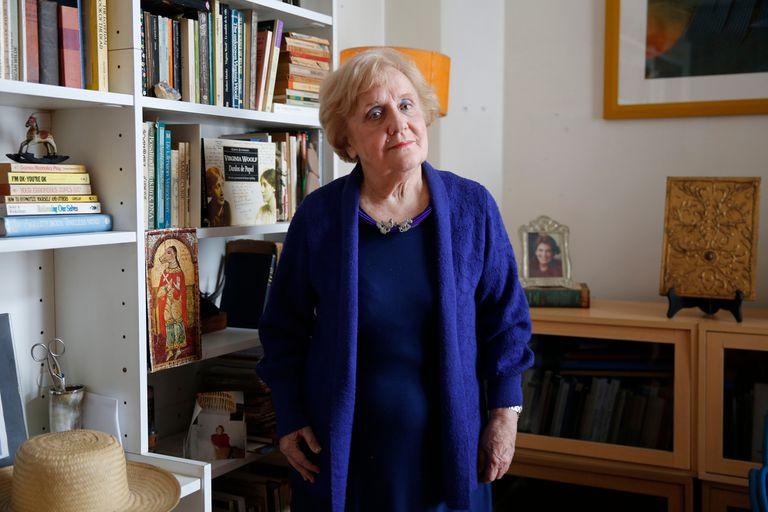 """Ivonne Bordelois: """"El lenguaje inclusivo tendría que ser espontáneo"""""""