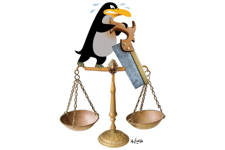 Consecuencias y costos del asalto al Poder Judicial
