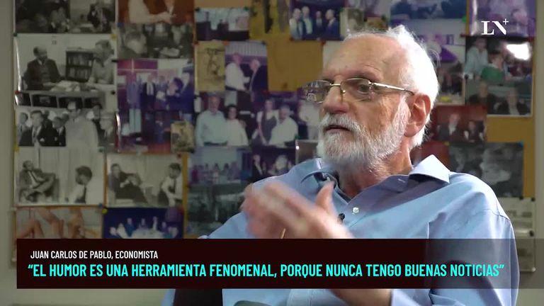 Juan Carlos de Pablo, en diálogo con Pablo Sirvén, en LN+