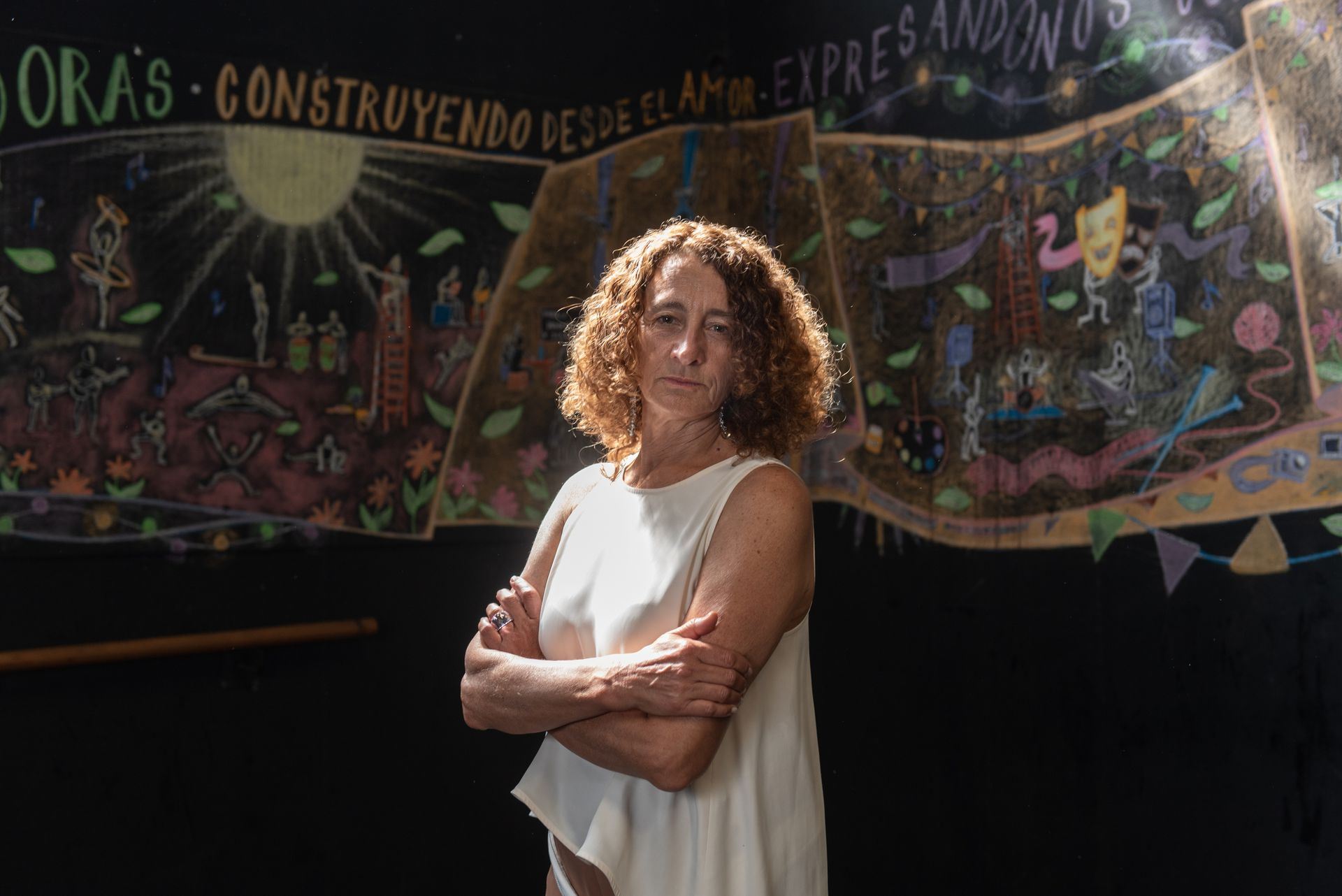 """Sanguinetti: """"Trabajé para que la danza contemporánea, a la que yo pertenecía, tuviera una oportunidad de ponerse a tono con el movimiento de nuestro tiempo"""""""