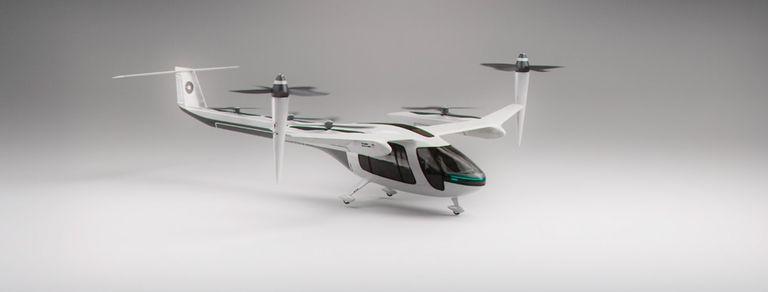 Uber aéreo, drones de pasajeros y cápsulas supersónicas: el transporte que viene