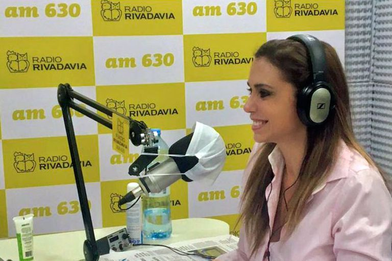 """""""Eduardo está muy bien y solamente tuvo dolor de garganta"""", contó la periodista Guadalupe Vázquez"""