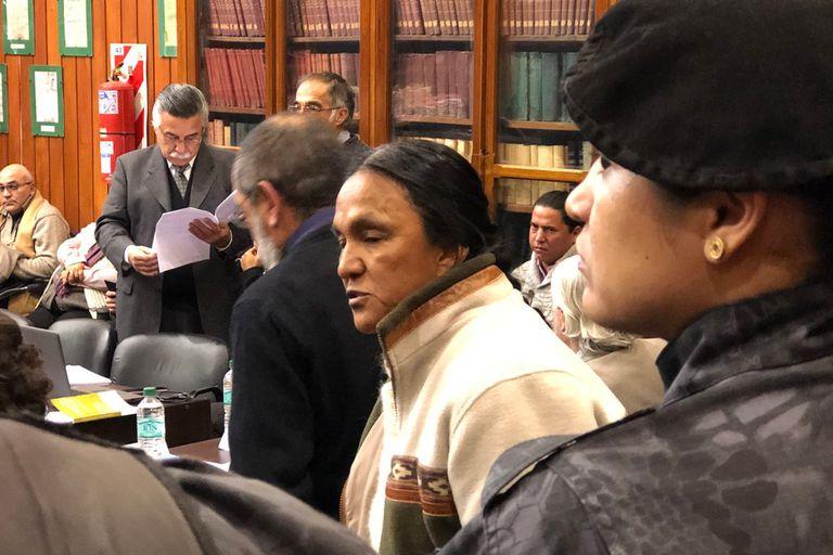 Escándalo en el juicio a Milagro Sala: insultó a los jueces de un tribunal oral