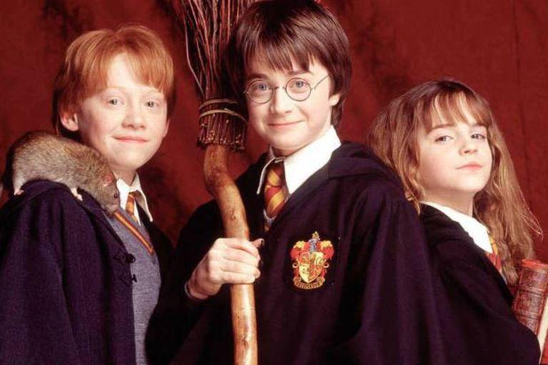 Revelación: así era la primera versión de Harry Potter y la piedra filosofal