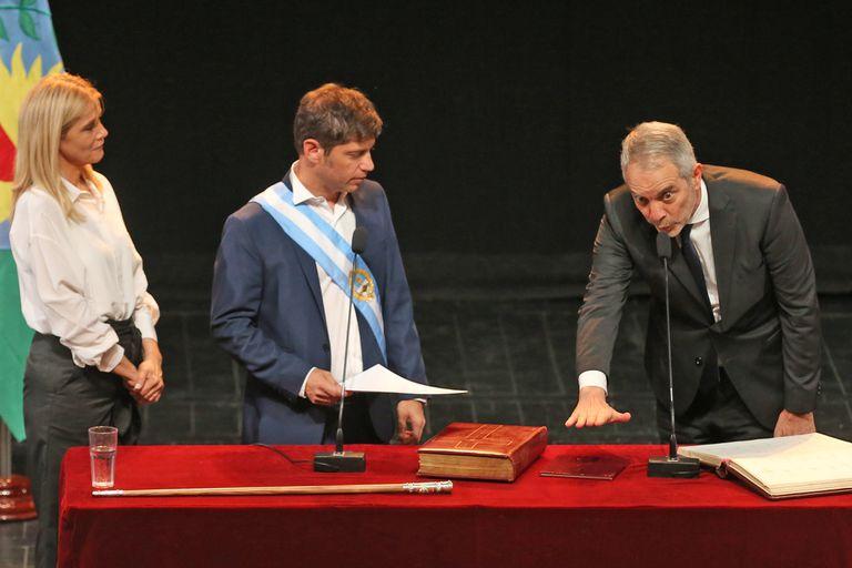 Kicillof convocó a una mesa de diálogo para resolver la crisis carcelaria