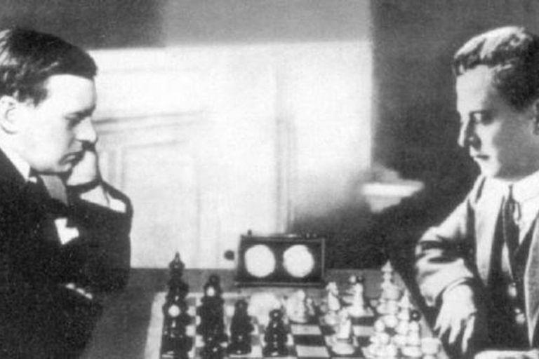 Variante 102: cómo el displicente Capablanca hizo frente a Alekhine en Argentina