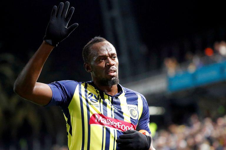 """Usain Bolt fue apartado de su club en Australia y piden """"ayuda externa"""""""