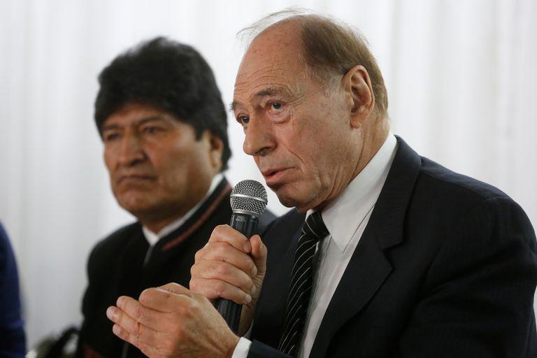 Abogado de Morales. Qué dijo Zaffaroni tras el pedido de detención en Bolivia
