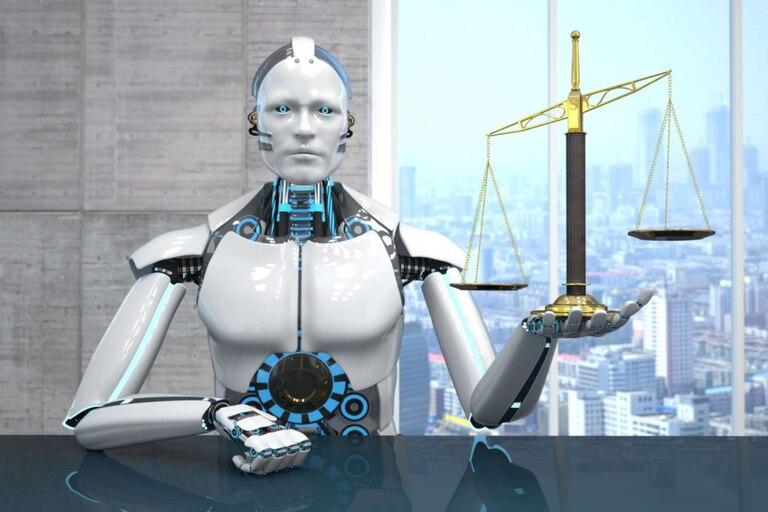 La inteligencia artificial está siendo utilizada cada vez más en el ámbito legal