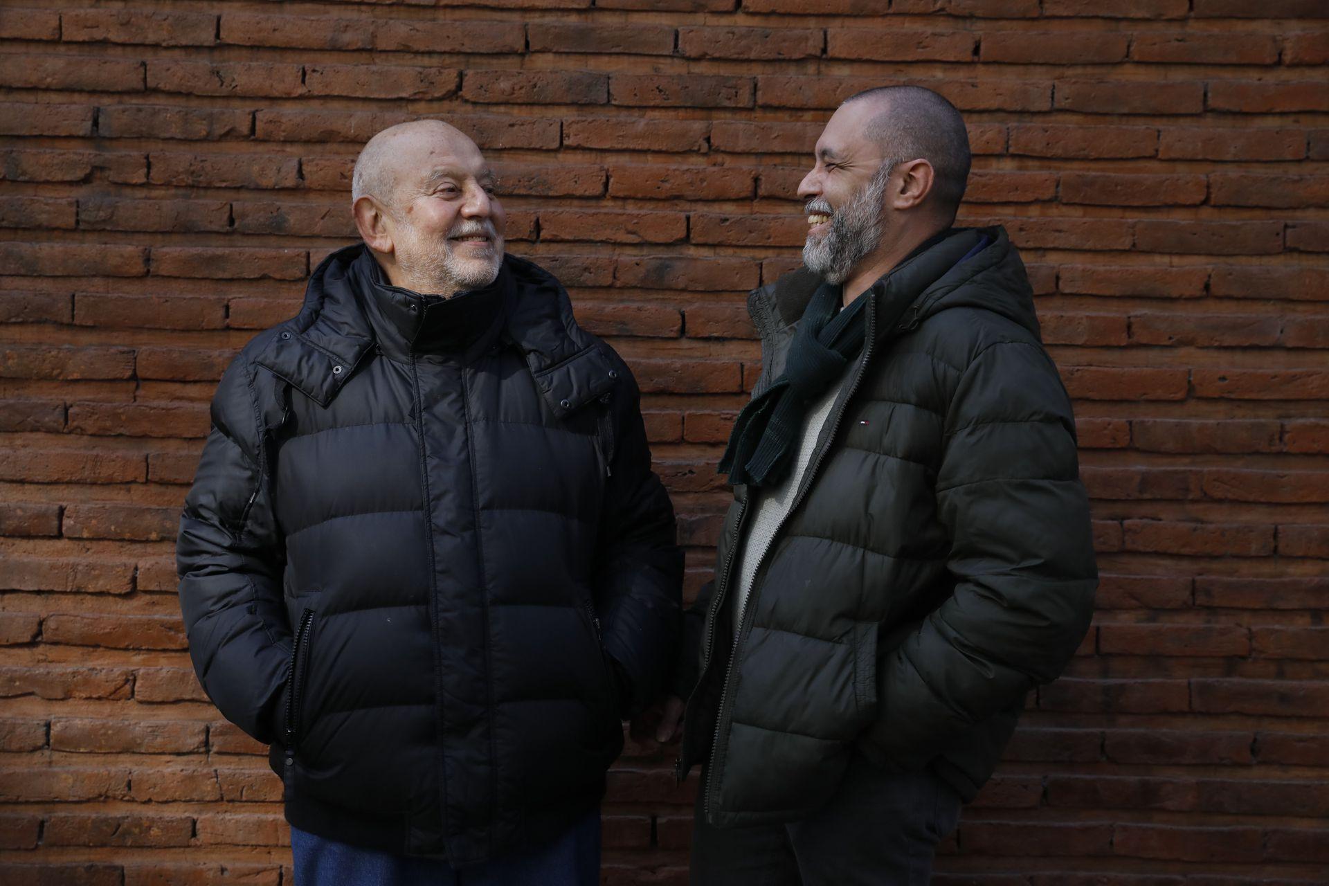 A pesar de su discreción, Jorge Lafauci compartió los detalles de su historia junto a Roberto Ávila