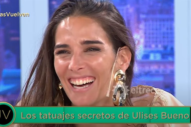 La confesión íntima de Ulises Bueno que hizo estallar de risa a Juana Viale