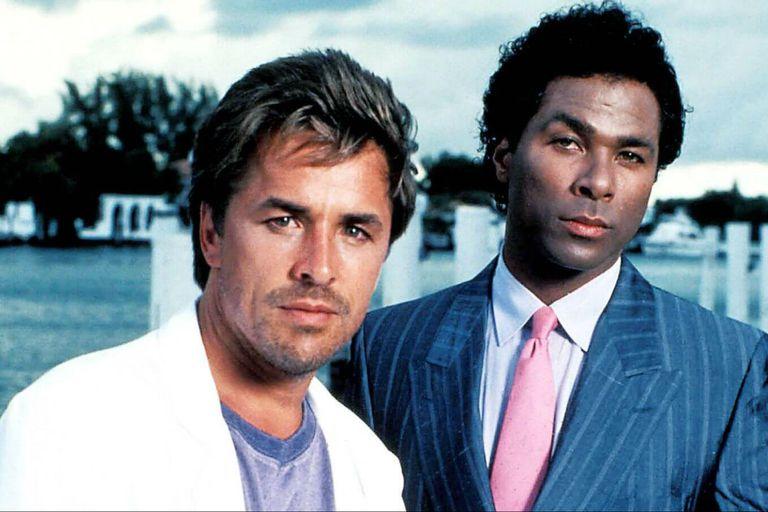 División Miami y Don Johnson, el rebelde que la tele no sabía que necesitaba