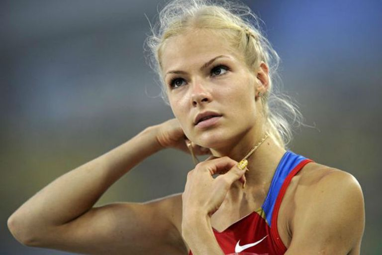 En Rusia acusan a Klishina de traidora por aceptar competir en Río 2016 como deportista neutral