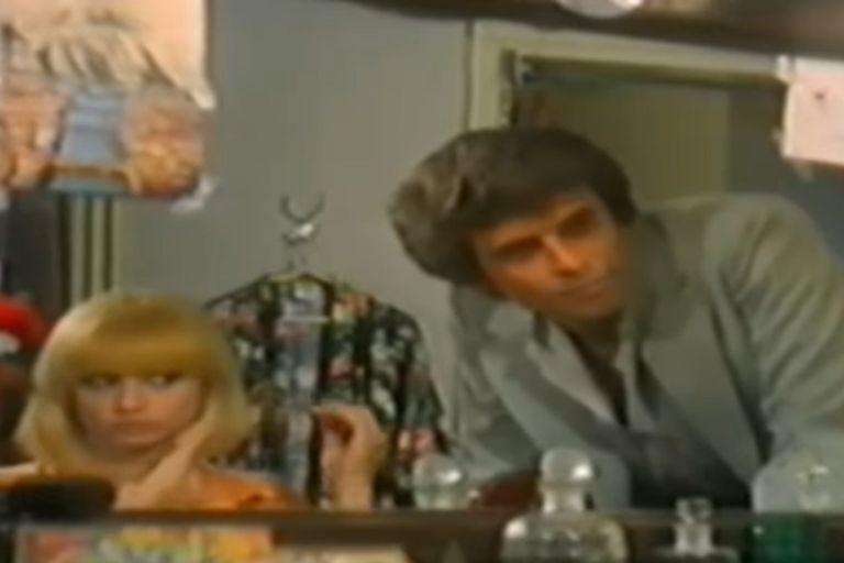 La peculiar película que Raffaella Carrà protagonizó junto a Jorge Martínez en la Argentina