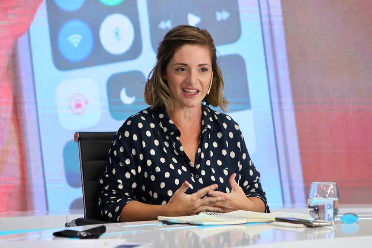 Martina Rua, periodista especializada en innovación