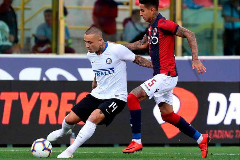 Sin icardi ni Martínez, Inter consiguió su primer triunfo: 3-0 a Bologna