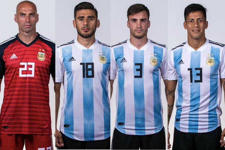 De hinchas de la selección a socios de Messi: historias de cuatro debutantes