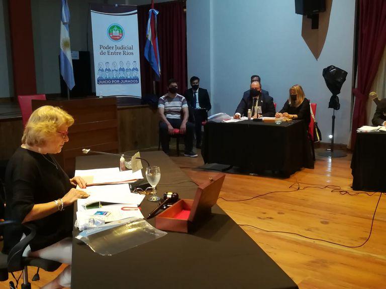 Juicio por jurados por un caso de gatillo fácil en Gualeguaychú