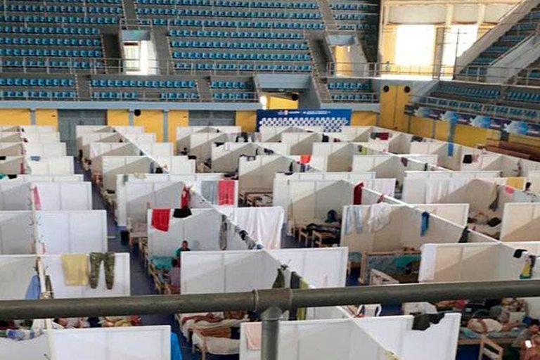 En las últimas semanas se multiplicaron las denuncias por las condiciones de alojamiento en los centros de aislamiento del gobierno de Gildo Insfrán