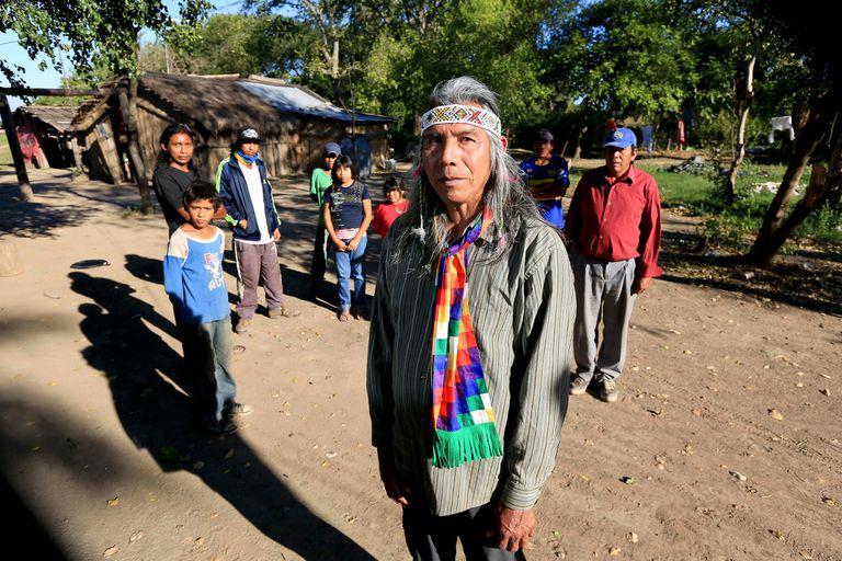 Félix Díaz, un luchador que no se rinde