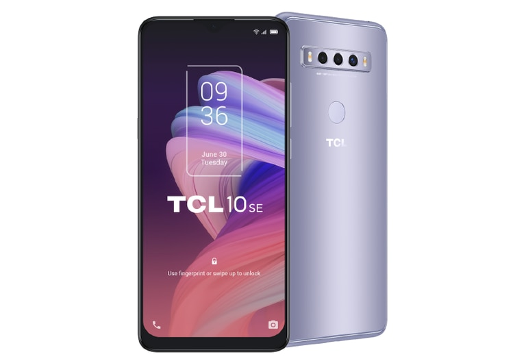 TCL Icy Silver