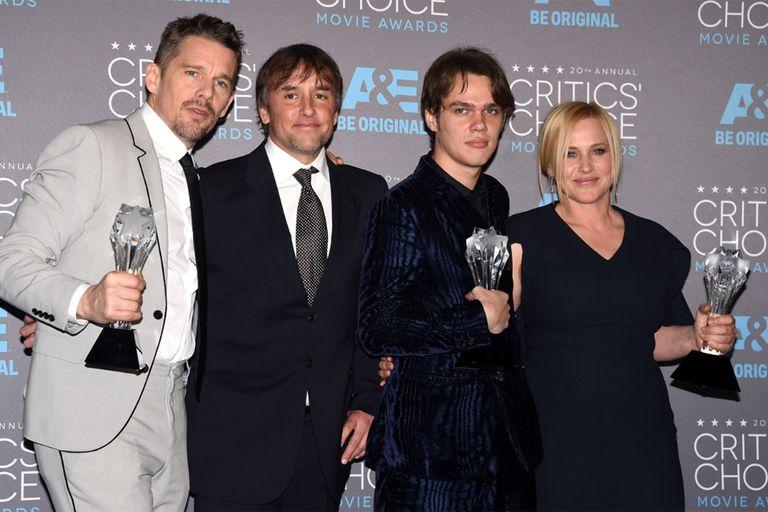 Boyhood se quedó con el premio a mejor película