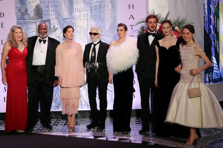 El Baile de la Rosa: la noche con más glamour de Mónaco