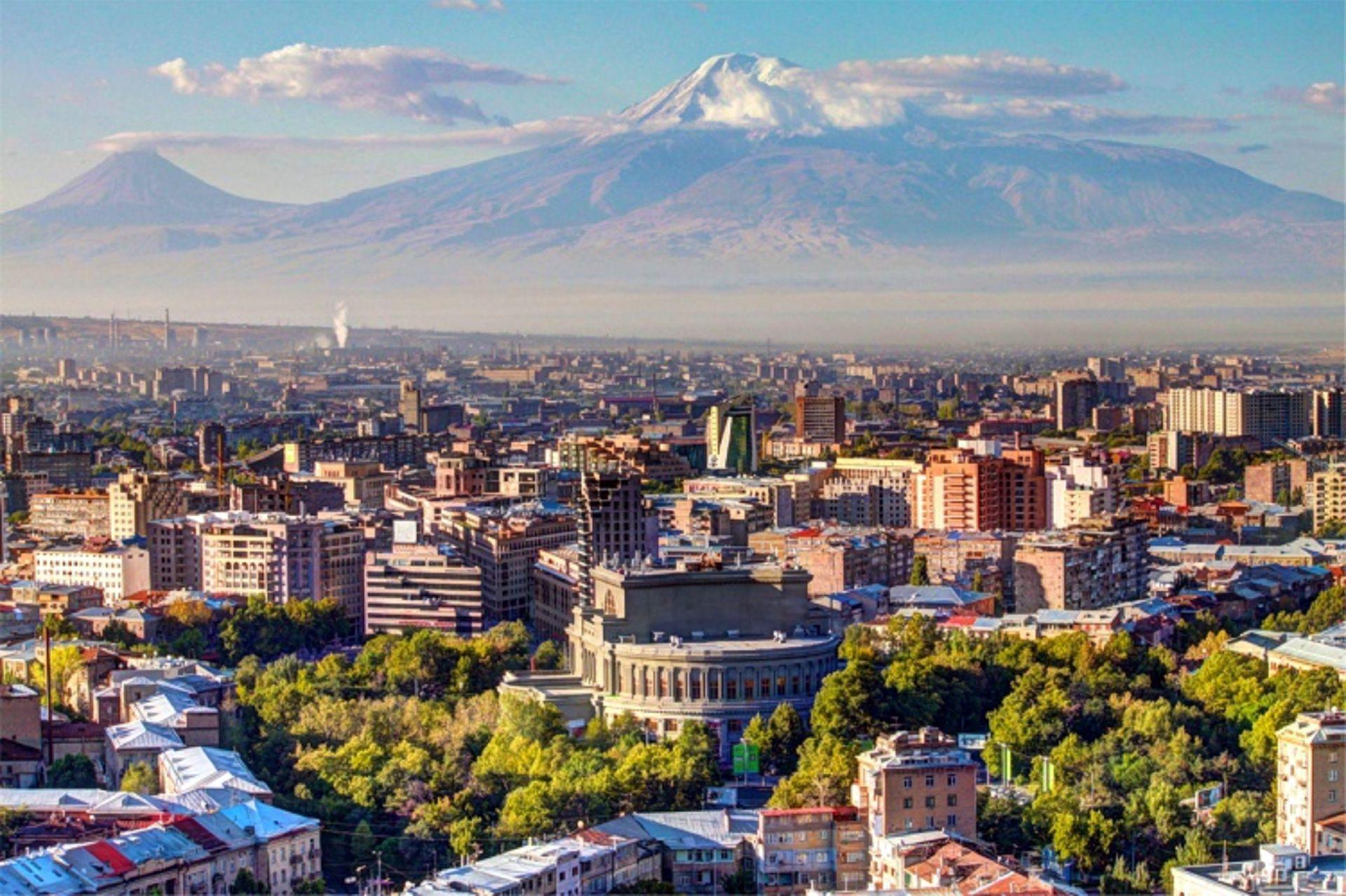 Ereván.