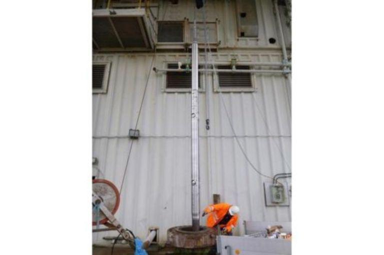 La tecnología desarrollada para la perforación de los superagujeros fue aprovechada por la industria del petróleo